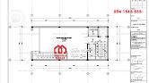 Bản vẽ thiết kế nhà phố mặt tiền 6m phong cách tân cổ điển - Mã số NP1335 - Ảnh 2