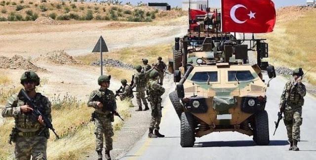 Τι θα συμβεί στη Μεσανατολική Σκακιέρα αν επιτύχει η τουρκική εισβολή στη Συρία