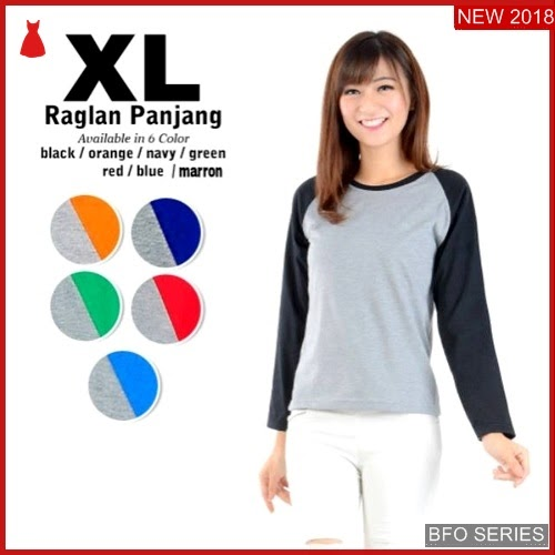 BFO089B29 BAJU Model XL JUMBO Jaman Now RAGLAN BMGShop