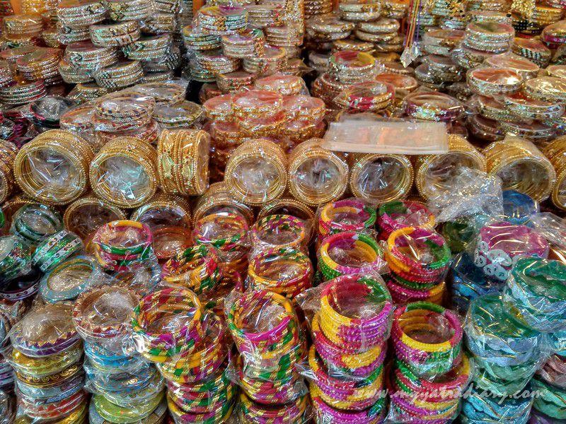 Shops at the Mahakalika Temple, Pavagad, Champaner Gujarat