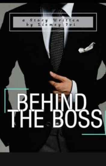 Novel Behind the Boss Karya Liemeylvi PDF