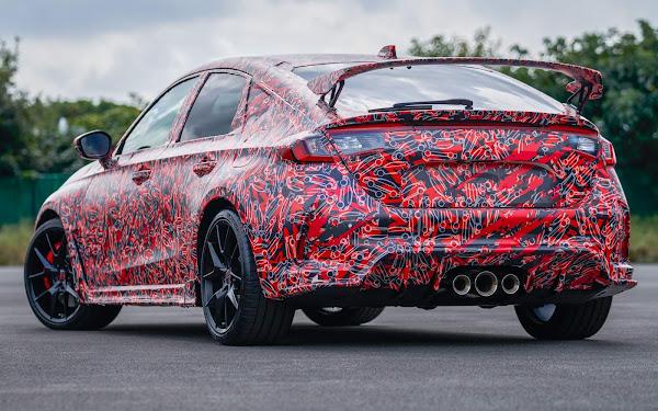 Honda Civic Type R 2022