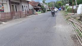 Jalan Raya di Cibatu Minta Perhatian Pemerintah Daerah Garut