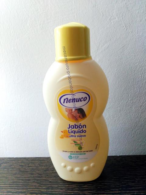 Nenuco jabón líquido ultra-suave