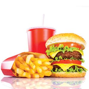Jangan Memakan makanan fastfood