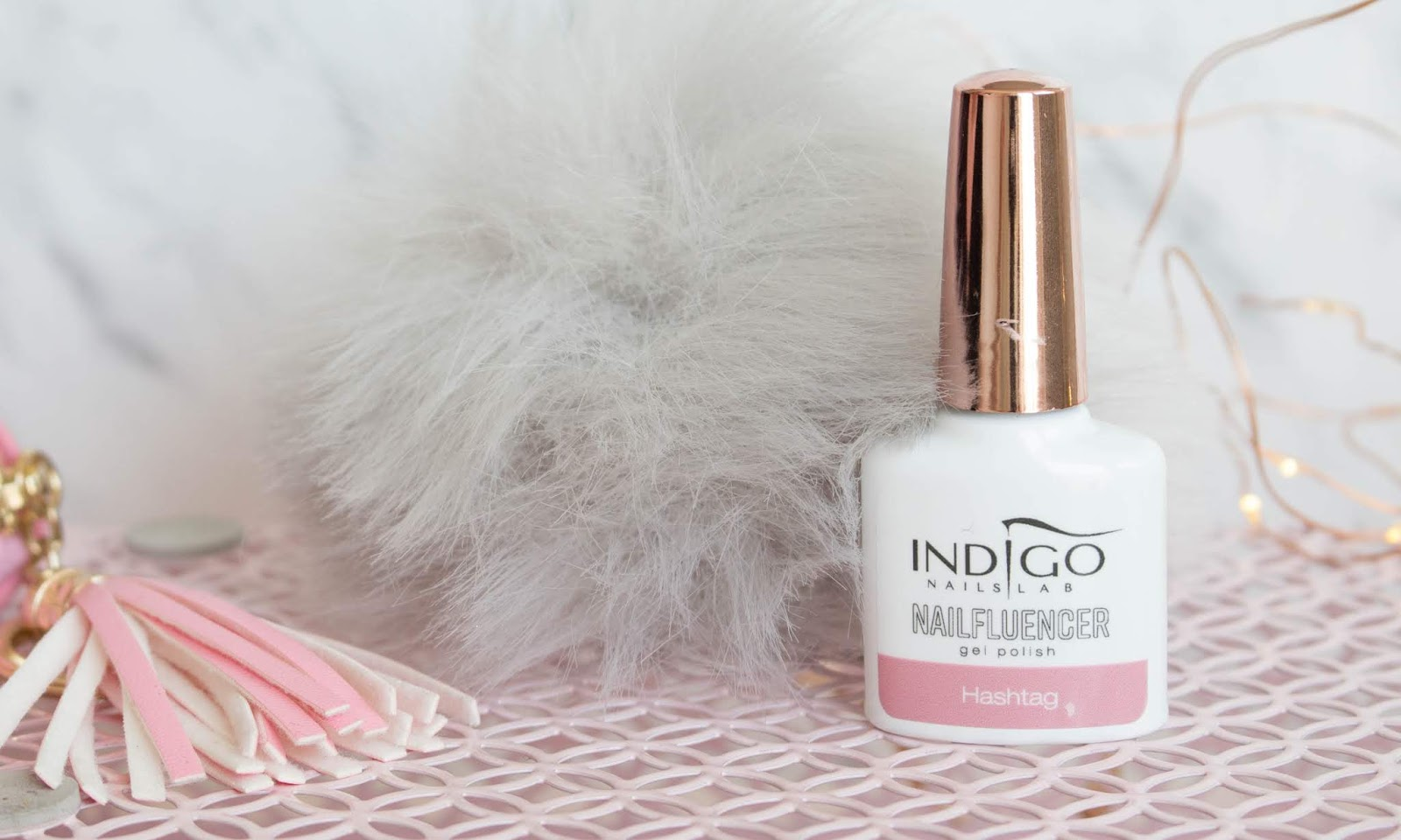 Indigo Hashtag Nailfluencer Collection