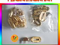 Kunci Putar Clutch Pandan Warna Gold Tipe Biasa