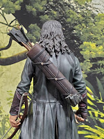 Diamond Select Lord of the Rings Action Figures Aragorn