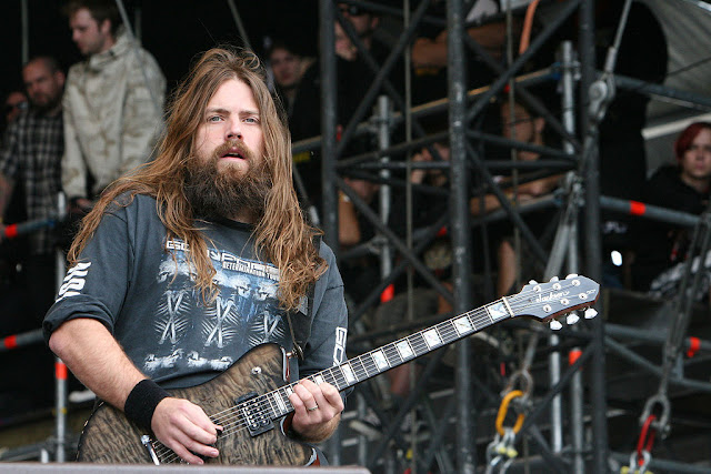 "Mark Morton and Willie Adler Guitar playthrough of ""Memento Mori"" from Lamb of God's New Album (Video)"