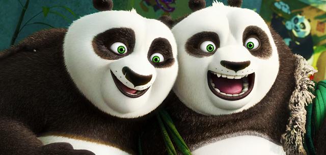 Reuniune în Kung Fu Panda 3