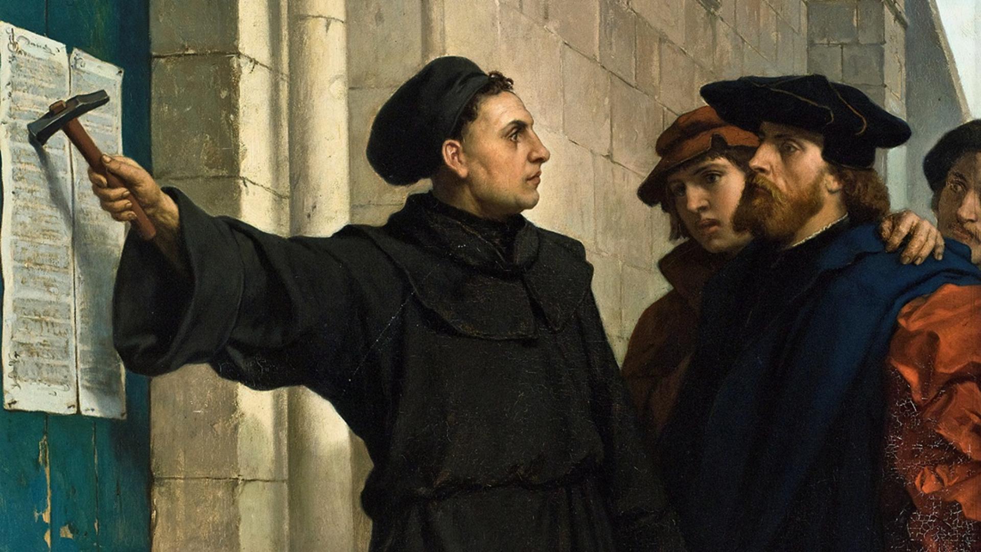 As Teses de Matin Luther