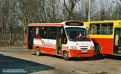 Kapena Thesi City #2, MZK Kędzierzyn-Koźle, linia 15, pętla  Elektrownia
