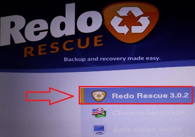 Redo Rescue