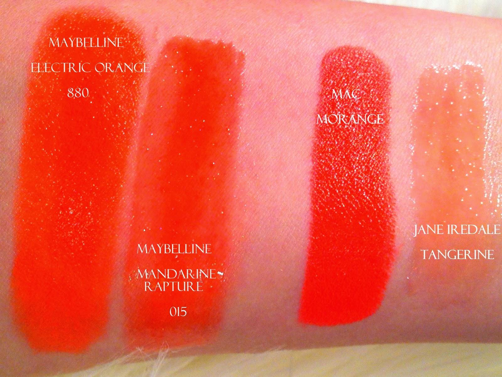 Orange Lips Fave