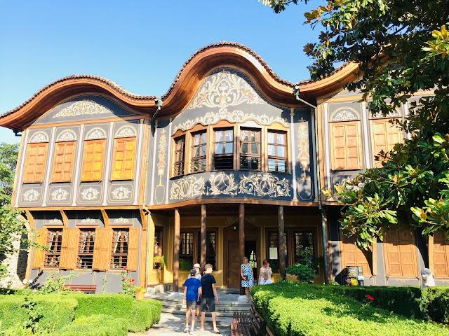 Regional Ethnographic Museum (Plovdiv)