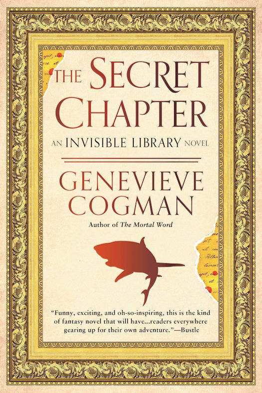 Review: The Secret Chapter by Genevieve Cogman