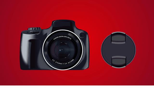 kamera untuk liburan