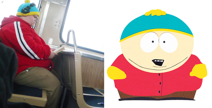 Real Life Cartman From South Park