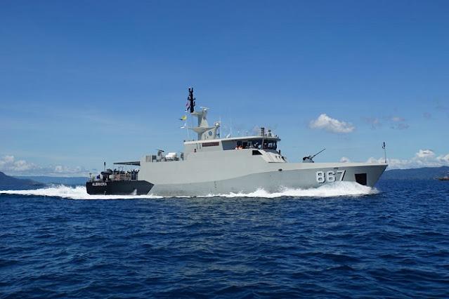 Dua Kapal Patroli Cepat PC-60 TNI AL Ditargetkan Rampung 2022