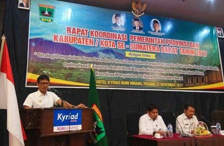 Soal Kepala Daerah yang Tak Hadiri Rakor, Ini Kata Gubernur Irwan Prayitno