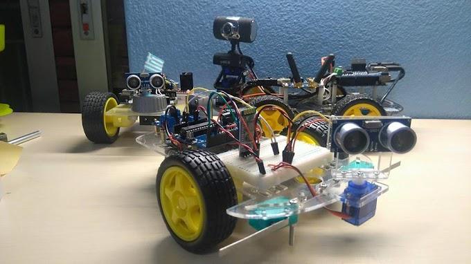 #74 Φτιάχνοντας ένα ρομποτικό όχημα με το Arduino - Φωνητικές εντολές