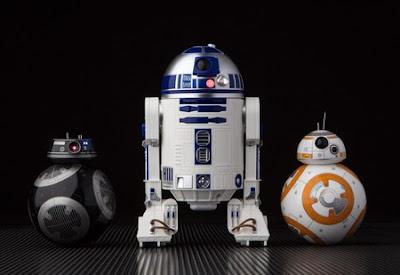 Disney sacará del mercado su mítico BB-8, R2-D2 y Lightning McQueen