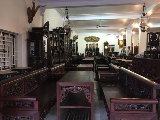 Các sản phẩm đồ gỗ ở Nam Định - Đỗ Tĩnh