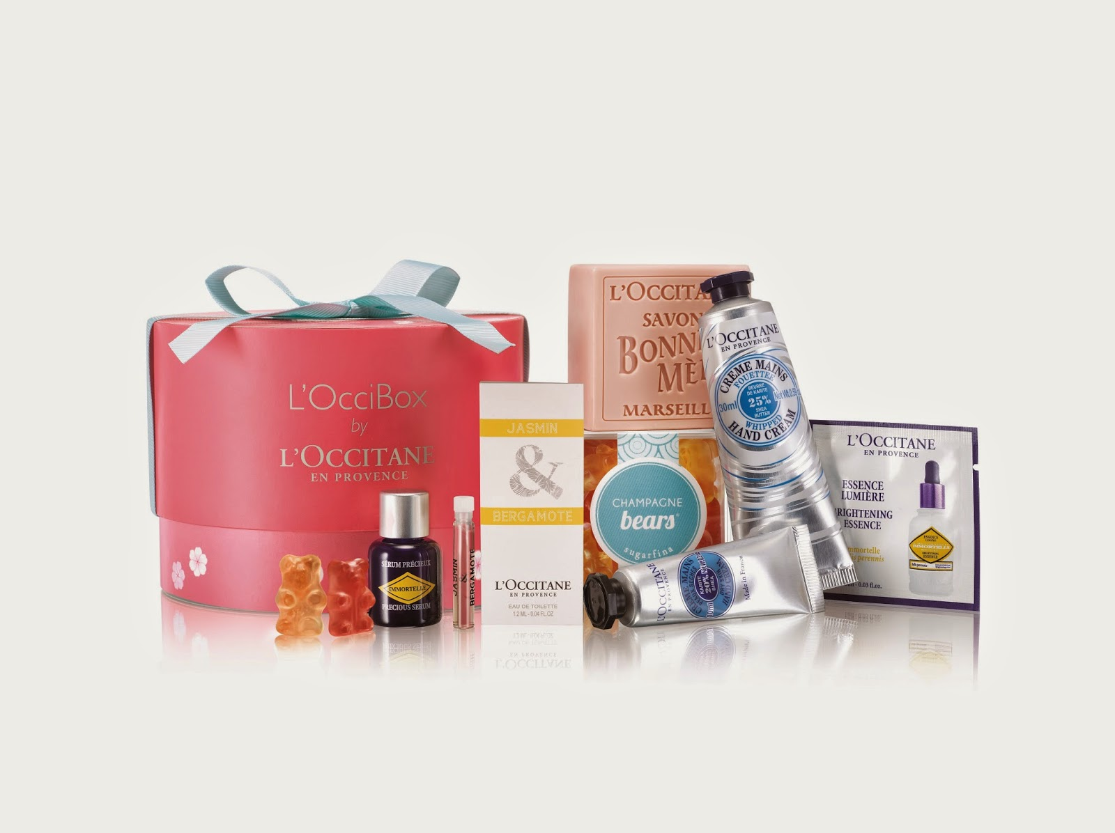 L'Occitane en Provence's Second L'OcciBox for Spring, 2015. jpeg