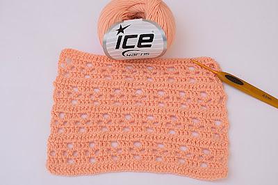 3 - Crochet Imagen Puntada a crochet combinación de puntos  facil y rapida Majovel Crochet