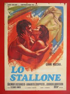Lo stallone (1975)