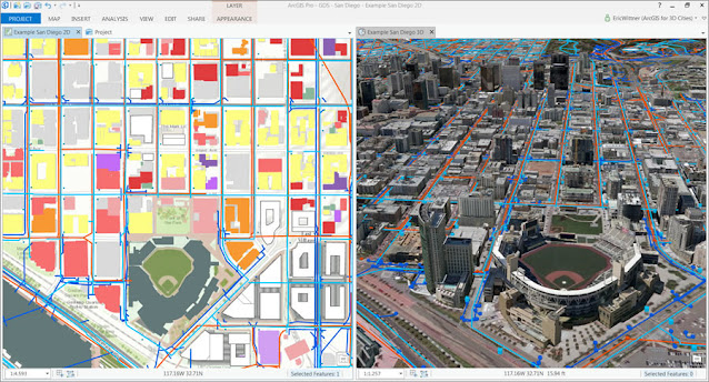 ArcGIS - Civil Engineering Software