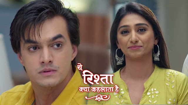 Big Twist : Mysterious call ends Kartik's existence from Naksh Keerthi's life in YRKKH