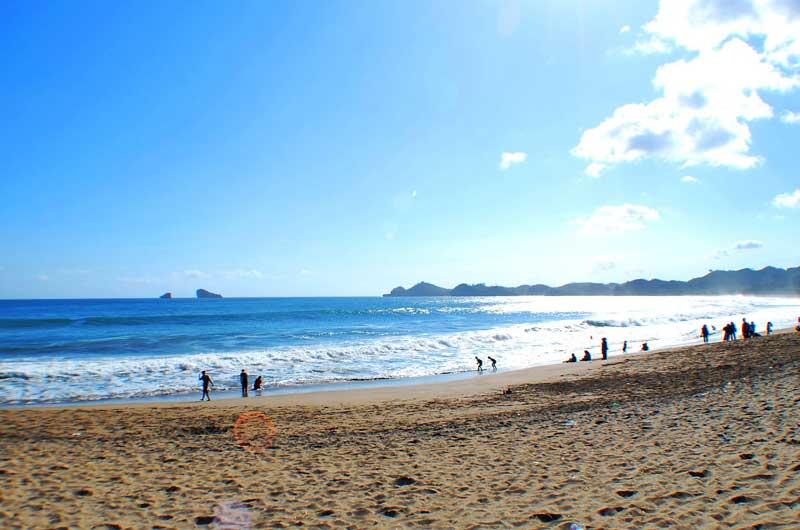 Pantai Terkenal di Malang