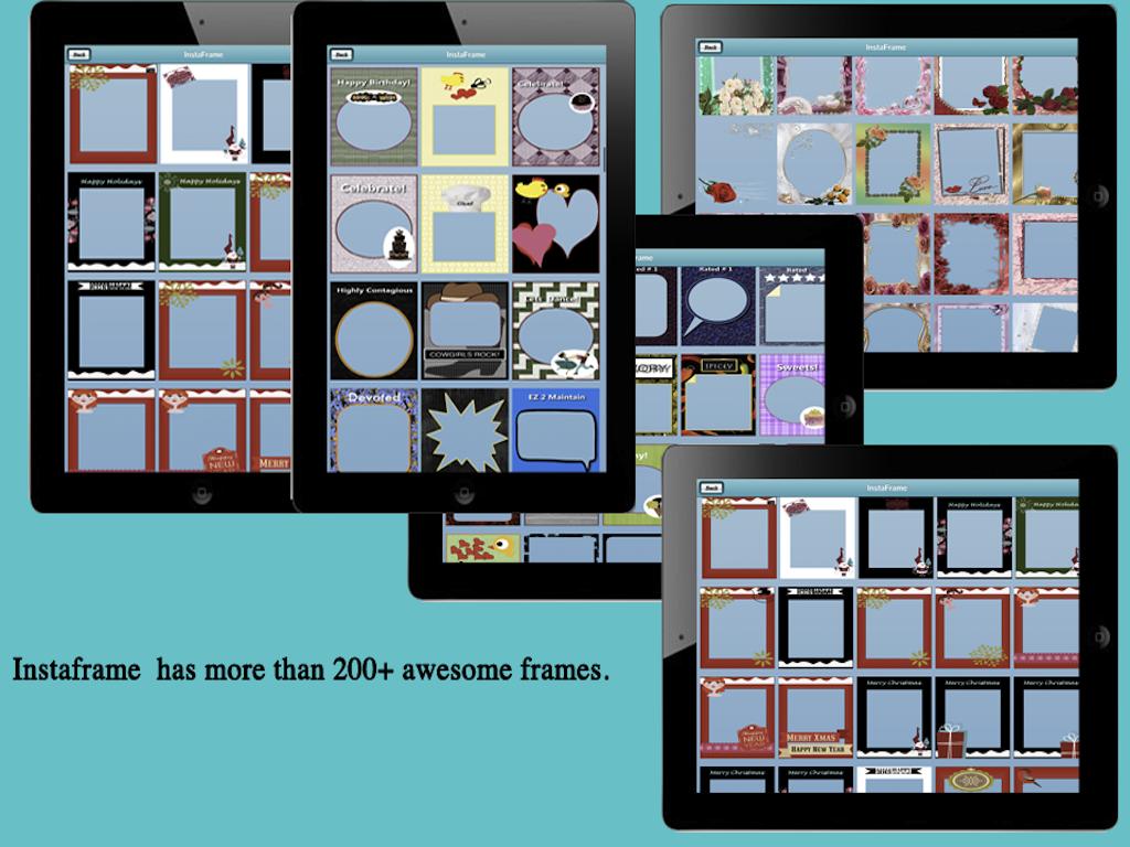 Snap And Frame | Quick Photo Frame | InstaFrame - Amazing ...