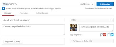 Cara Mendaftar Akun di Youtube
