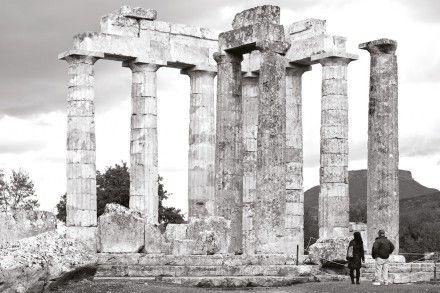 Η Σέμνη Καρούζου στη Νεμέα: «Θα χτίσετε το Μουσείο σας. Ξέρετε τι κάνετε...».