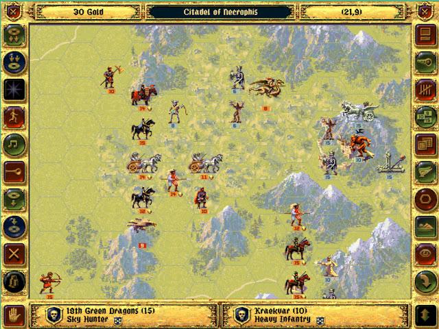 Kraekvar Boss | Fantasy General Screenshot