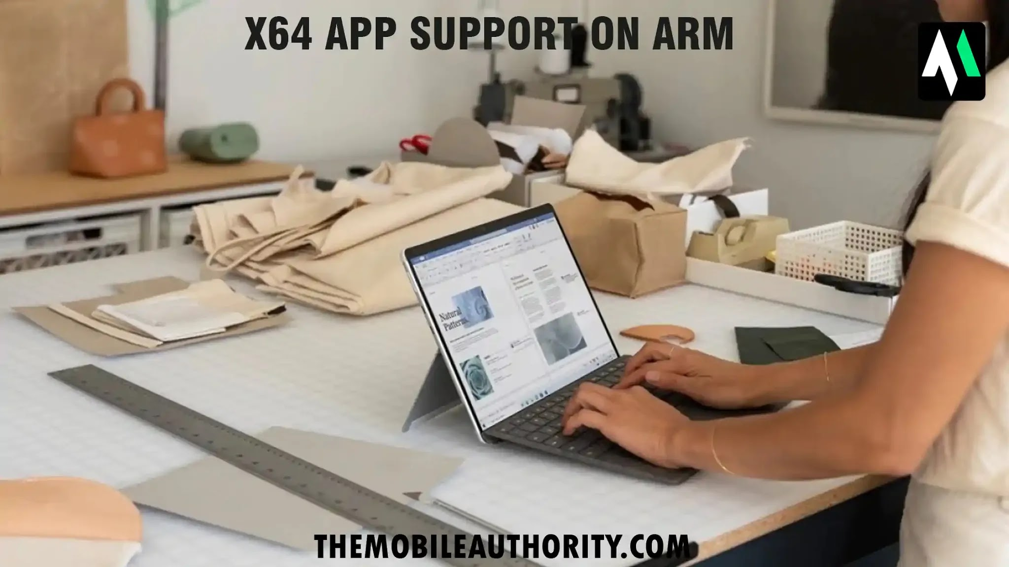 MICROSOFT BRINGS X64 APP SUPPORT TO WINDOWS ON ARM