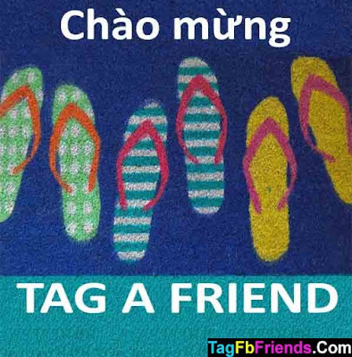 Welcome in Vietnamese language