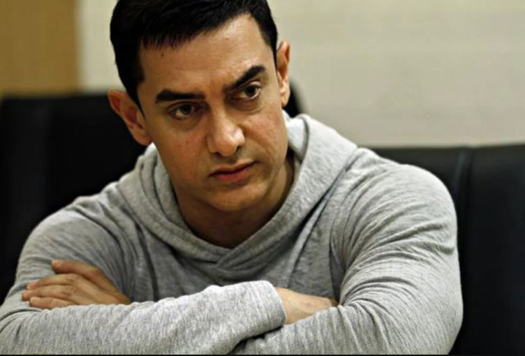 आमिर खान के खिलाफ बीजेपी विधायक ने पुलिस में शिकायत दर्ज