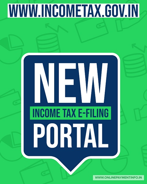 www.incometax.gov.in new income tax website