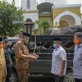 Plt Gubernur Aceh Serahkan Sapi Kurban Bantuan Presiden