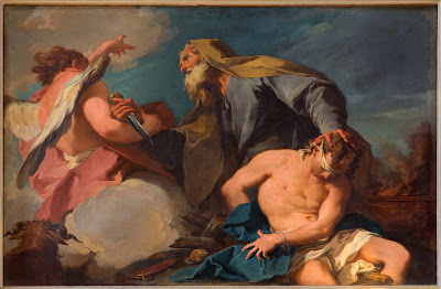 Abraham's offering of Isaac