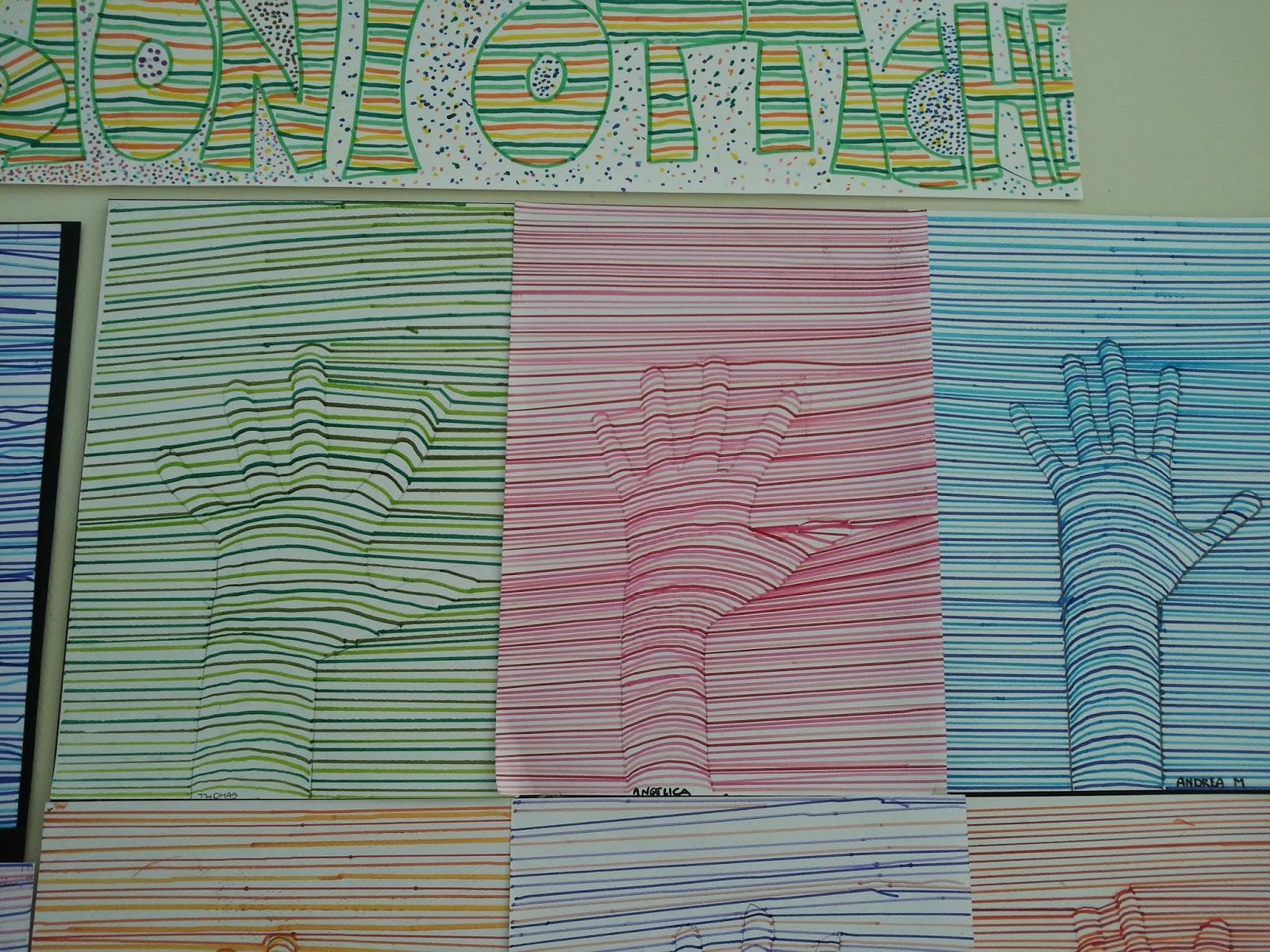 arte e immagine classe terza primaria