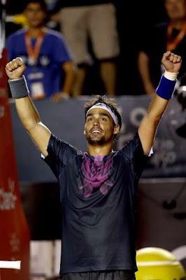 Fabio Fognini tenis online