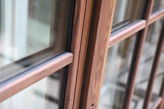 Окна из дерева Doleta