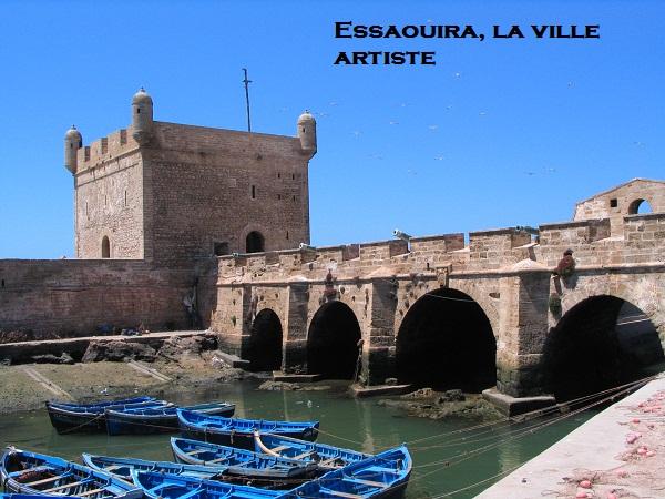 Essaouira, la ville artiste