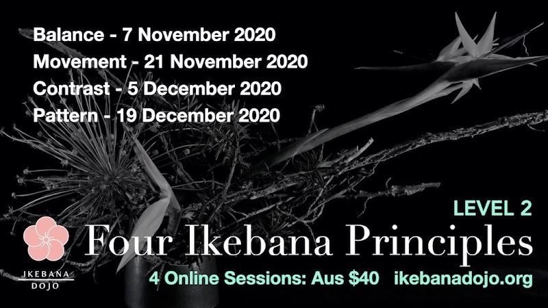 Four Ikebana Principles 2