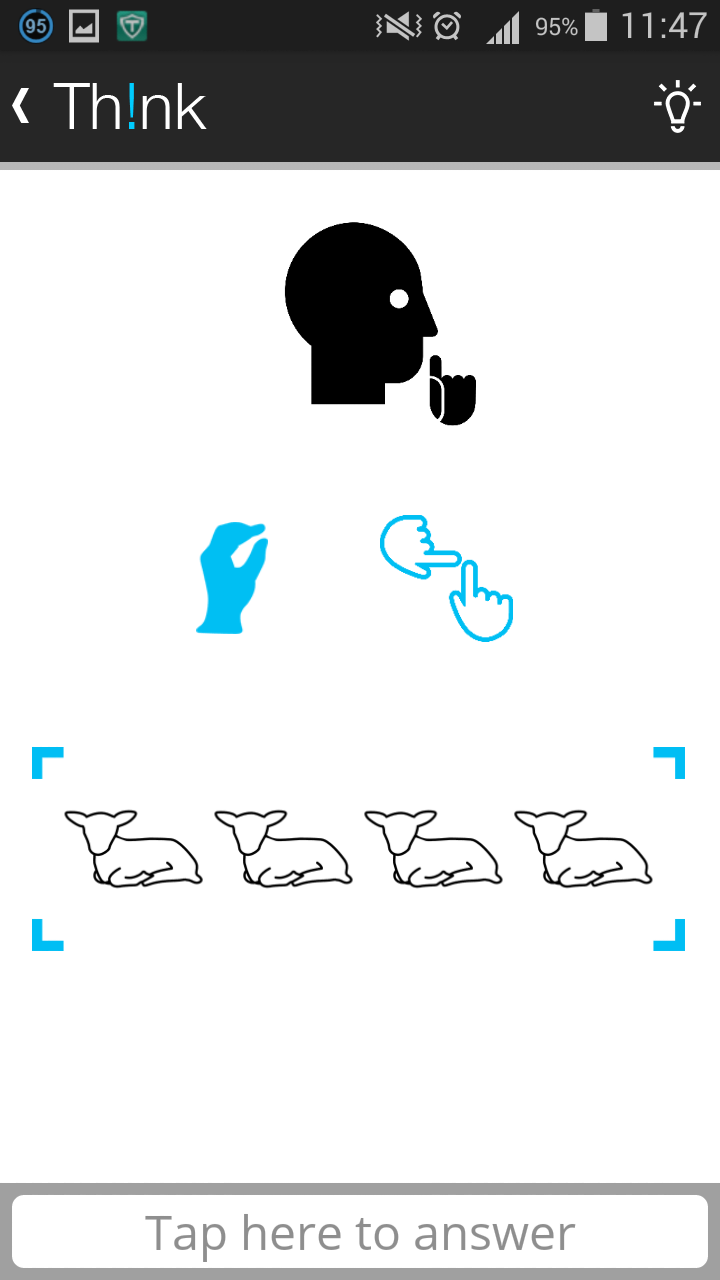 Think or Th!nk App Game June 2014 Update Answers Part 1