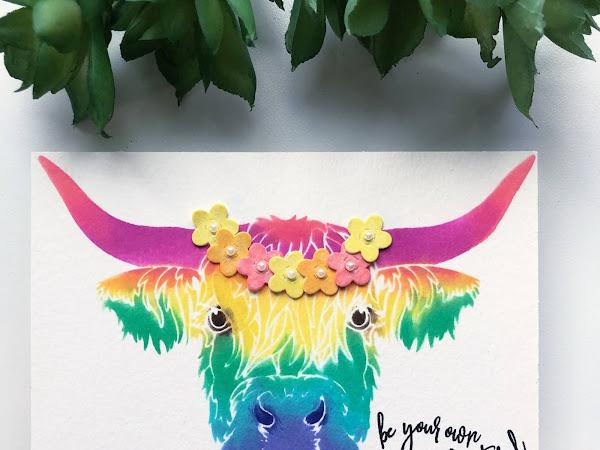 How Now Rainbow Cow